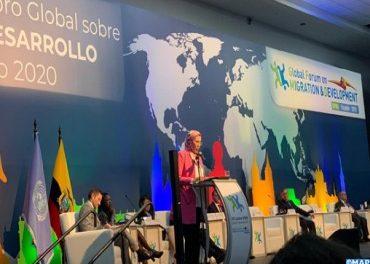 Le Maroc présente à Quito son plan national sur le pacte mondial pour les migrations