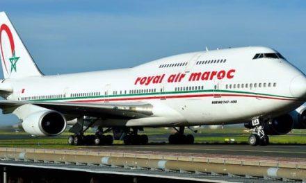Royal Air Maroc suspend temporairement ses vols sur Pékin