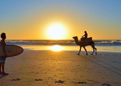 Taghazout, le nouvel eldorado des surfeurs au Maroc