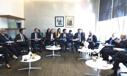 la CGEM appelle à consolider le rôle du secteur privé et de l'entreprenariat