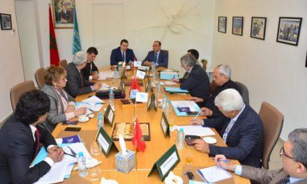 Rabat: Création du réseau d'études et de recherches afro-méditerranéen