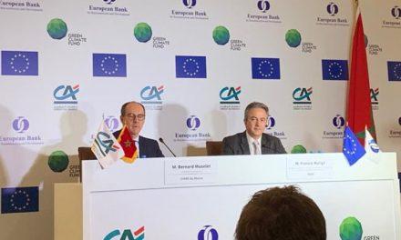 Crédit du Maroc s'associe à la BERD pour le financement de l'économie verte
