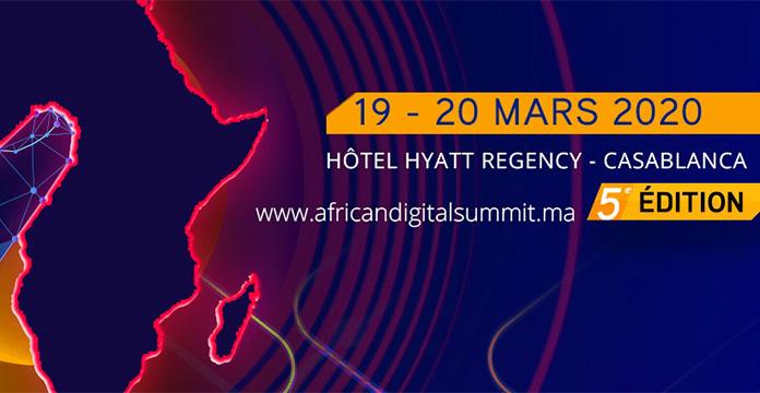 L'African Digital Summit dévoile le programme de sa 5e édition