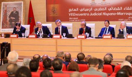 Ouverture des travaux de la 7è Rencontre judiciaire maroco-espagnole