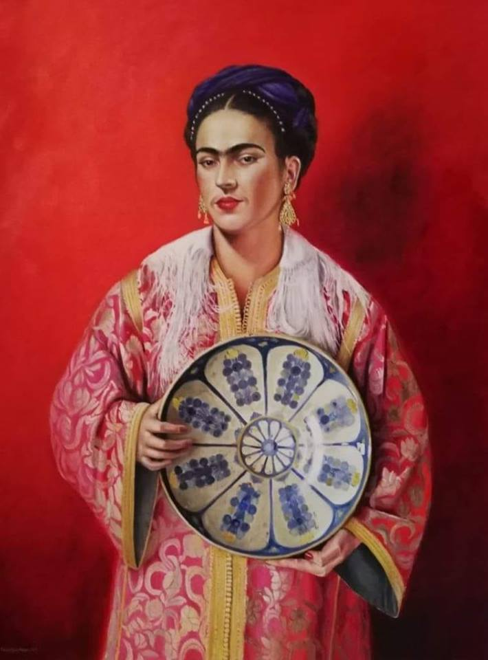 Faissal Ben Kiran à Medina Art Gallery: célèbre les femmes 3