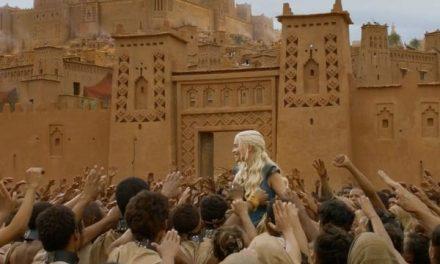 """Aït Ben-Haddou, """"Game of Thrones"""" aux portes du désert"""