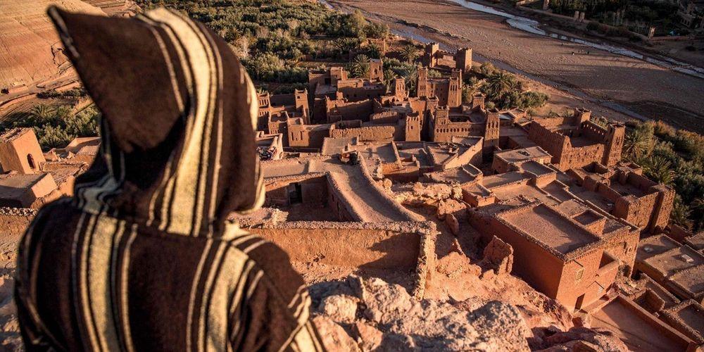 """Aït Ben-Haddou, """"Game of Thrones"""" aux portes du désert 4"""