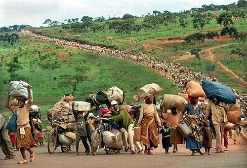 Le changement climatique et la migration forcée en Afrique