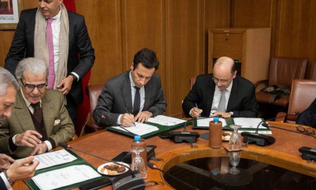 """""""Intelaka"""" : signature d'une convention marquant une forte baisse des primes d'assurance"""