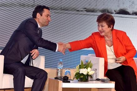 FMI: Kristalina Georgieva soutient les efforts engagés par le Maroc