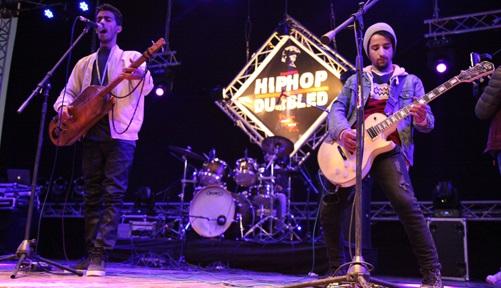 Meknès à l'heure du festival des jeunes musiciens dans les arts urbains