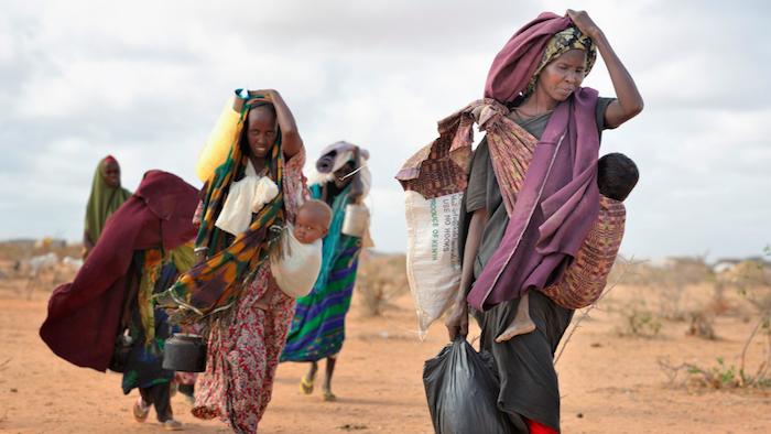 Le changement climatique et la migration forcée en Afrique 1