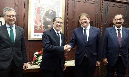 les relations MAROCO-ESPAGNOLES SONT D'UNE IMPORTANCE ET QUALITÉ HISTORIQUES