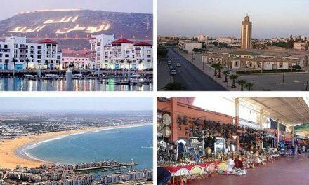 Agadir : LE NOUVEAU programme de développement urbain