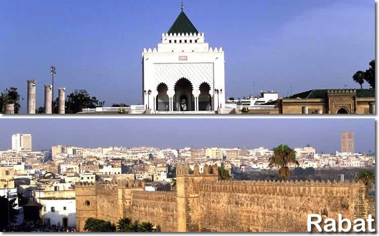 Rabat est officiellement la nouvelle capitale africaine de la culture 1