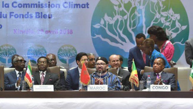 Commission climat : les actions du Roi Mohammed VI en faveur des Etats insulaires saluées à Addis-Abeba