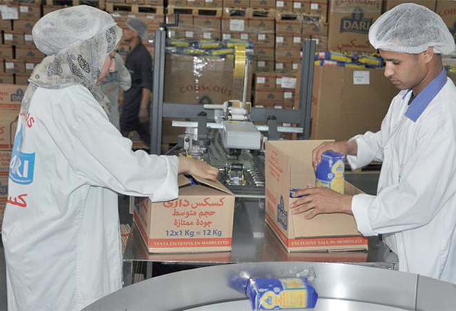 Dari Couspate ouvrira une nouvelle usine à Salé