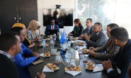L'échange des expériences dans les domaines de l'électricité et l'eau MAROC-SOMALIE