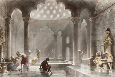 Le rituel du hammam marocain 1