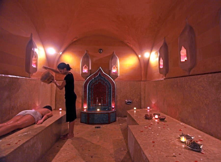 Le rituel du hammam marocain 5