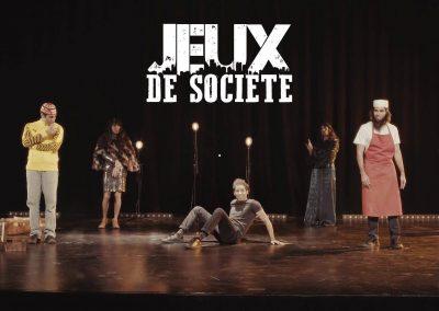 """Jalil Tijani et son """"jeux de société"""""""