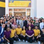 le Roi inaugure la plateforme Argana pour l'écoute et l'orientation des jeunes
