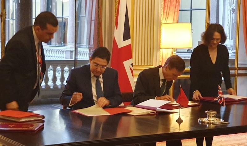 Le Royaume-Uni veut faire du Maroc un partenaire majeur sur le Continent AFRICAIN