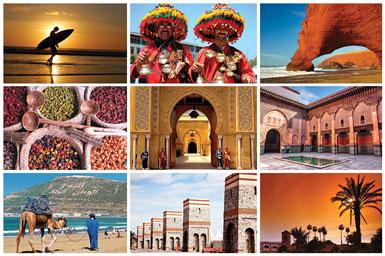 13 millions de touristes ont visité le Maroc en 2019 1