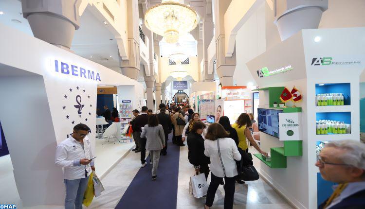 Le Salon Officine Expo DE LA PHARMACIE s'ouvre à Marrakech