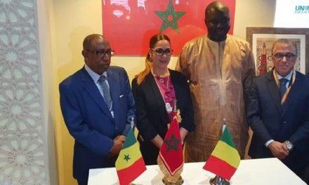 Le Maroc signe deux conventions de coopération avec le Sénégal et le Mali