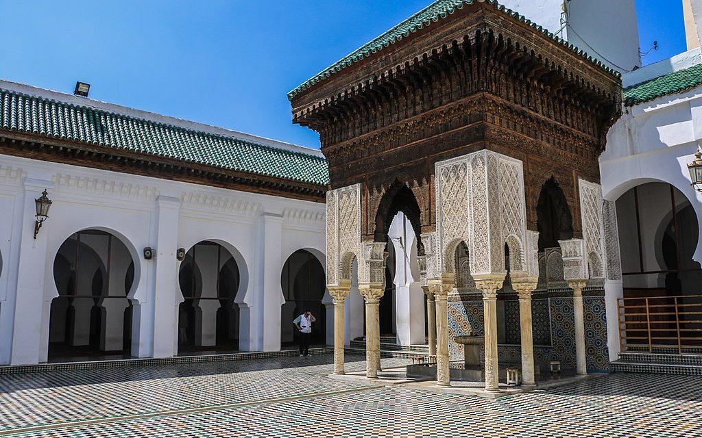 Les mosquées du Maroc