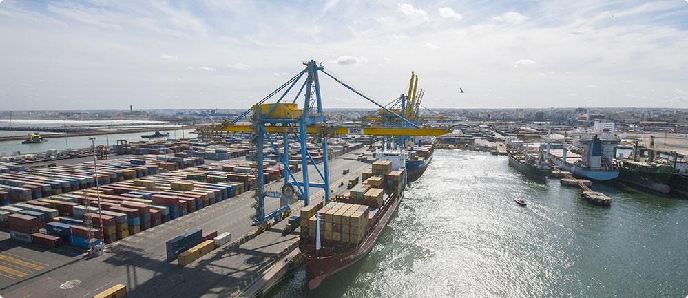 Hausse de 3,2% de l'activité du port de Casablanca à fin février 2020