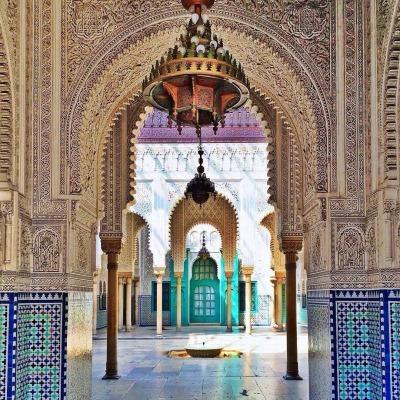 Les mosquées du Maroc 3