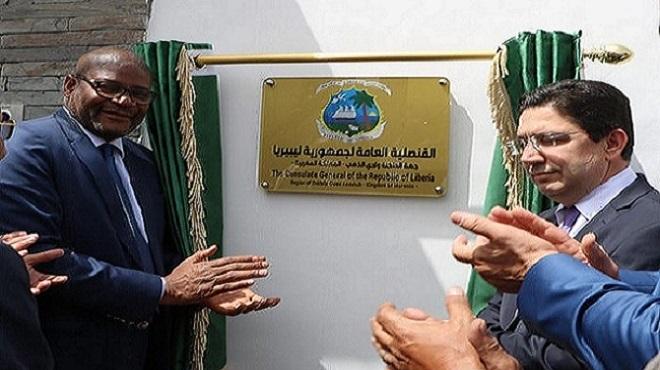 10 consulats ouverts en 2 mois entre Dakhla et Laâyoune