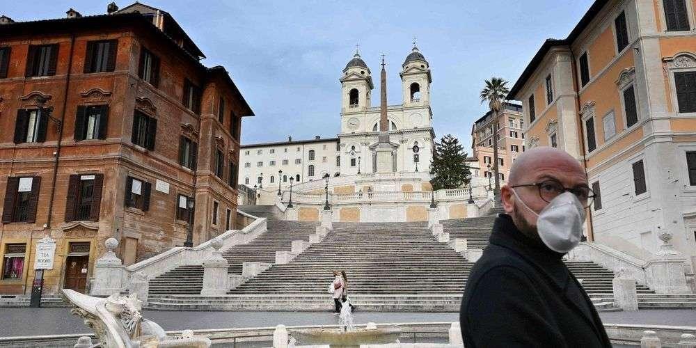Coronavirus : avec 3405 victimes, l'Italie dépasse la Chine