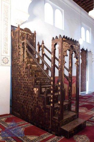 Les mosquées du Maroc 8