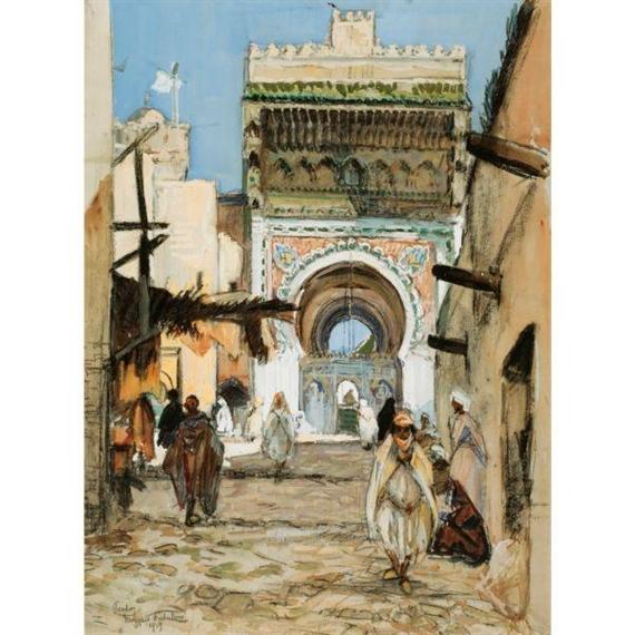 Les mosquées du Maroc 18