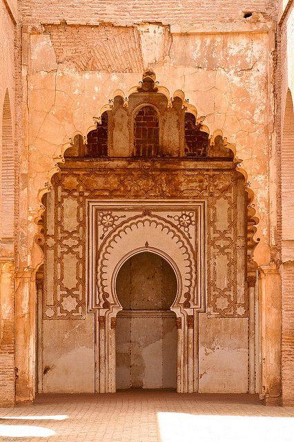 Les mosquées du Maroc 5