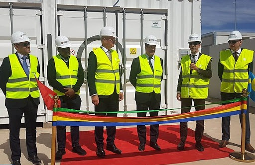 Noor Ouarzazate: Inauguration d'un système de stockage d'énergie thermique 1