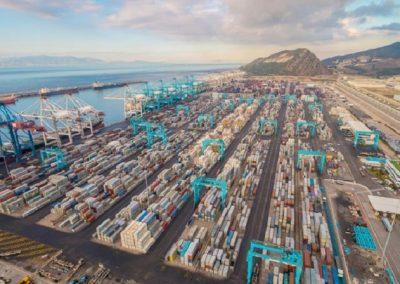 Etat d'urgence sanitaire: Le port Tanger Med poursuit ses activités commerciales