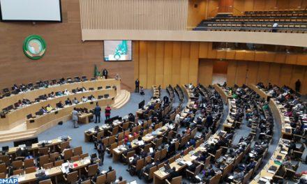 Le Maroc plaide pour le renforcement de la bonne gouvernance au sein de l'UA
