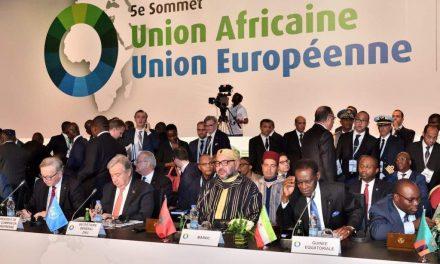 L'UE VEUT UN PARTENARIAT PLUS FORT AVEC L'AFRIQUE