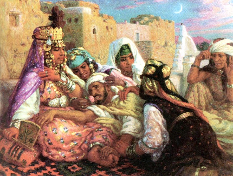 """Eugène Delacroix: L'exposition """"Souvenirs d'un voyage au Maroc"""", du 08 avril au 01 juillet à Rabat 3"""
