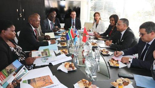 ÉLECTRICITÉ: Le Maroc engagé à partager son expertise dans le cadre de la coopération Sud-Sud 1