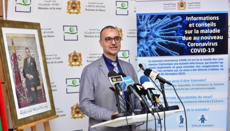 Coronavirus: 3e cas confirmé au Maroc 1