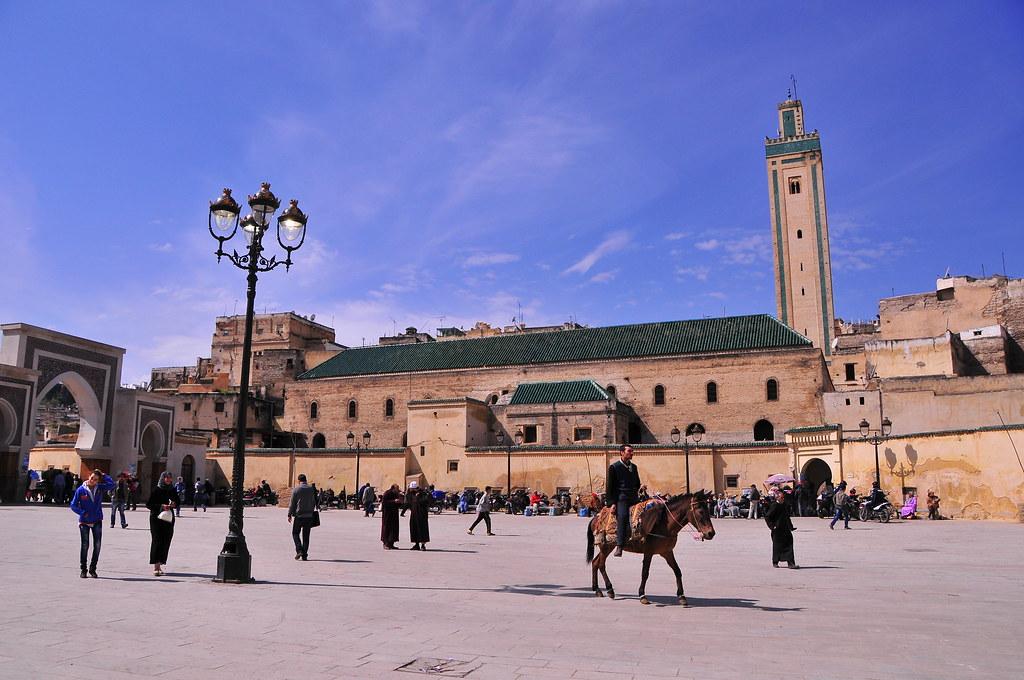 Les mosquées du Maroc 14
