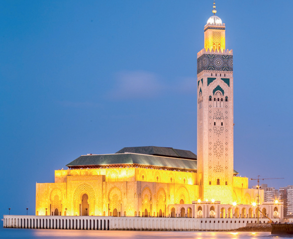 Les mosquées du Maroc 19