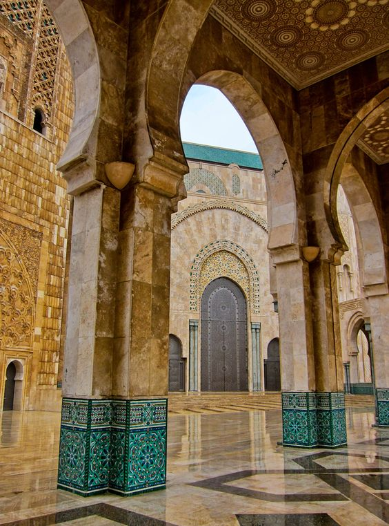 Les mosquées du Maroc 21