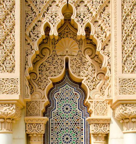Les mosquées du Maroc 10