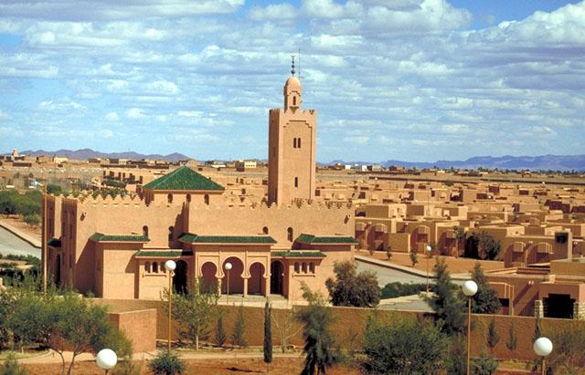 Les mosquées du Maroc 24
